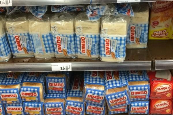Bimbo Bread!