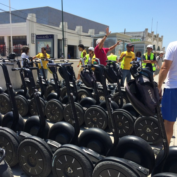 Segways Galore