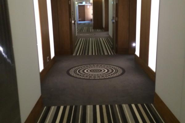Nice hallways!