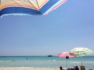 Es Trenc Beach, Majorca, Spain
